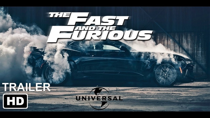 Hızlı ve Öfkeli 9 Filmi 2020